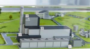 Budowa bloku gazowego we Włocławku zgodnie z planem