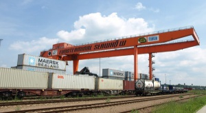 Euroterminal Sławków: intermodal jest na fali wznoszącej