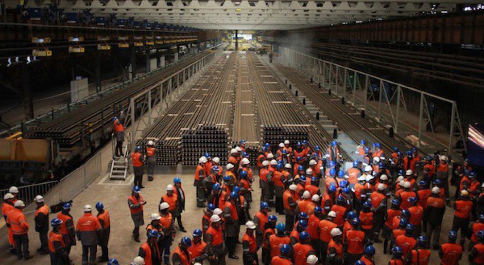 ArcelorMittal Poland w ekskluzywnym klubie długiej szyny
