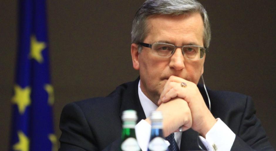 Prezydent: trzeba monitorować wpływ Ukrainy na polską gospodarkę