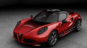 "Alfa Romeo 4C jako ""safety car"""