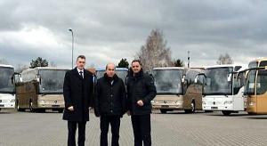 RafTrans odnawia flotę autokarów