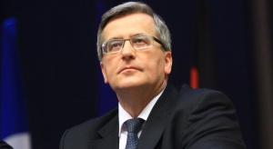 Prezydent zakłada fundusz inwestujący na Ukrainie