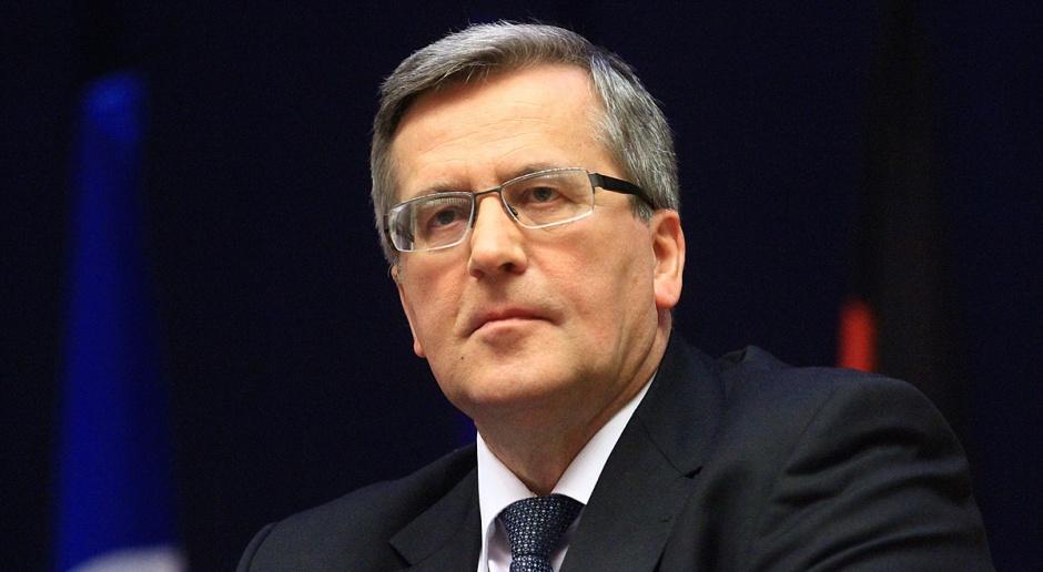 Bronisław Komorowski, prezydent RP: o przemyśle w Trójkącie