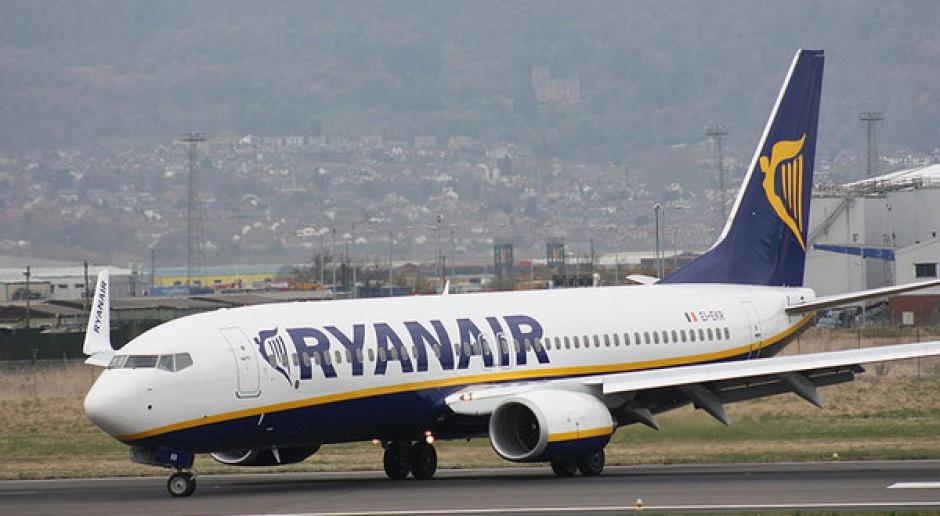 Ryanair: chcemy rozwijać bazę w Modlinie