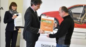 Skoda nagrodziła najlepszych specjalistów swojej sieci