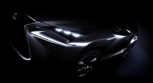 Oto zupełnie nowy Lexus