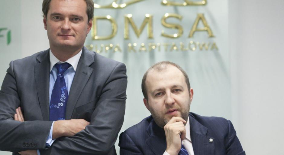 DM IDMSA ogranicza działalność maklerską i zwalnia pracowników