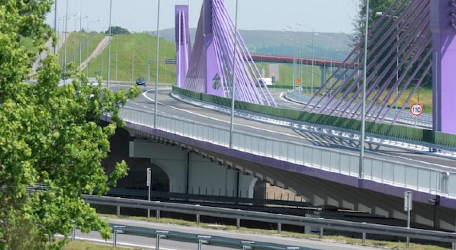 Brakujący fragment A1 ze słynnym mostem oddany do ruchu