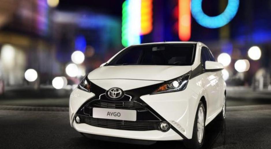 W Czechach ruszyła produkcja nowej linii Aygo