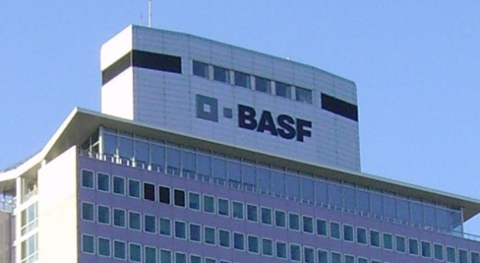 Nowa duża instalacja BASF w Niemczech