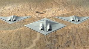 Przyszłość lotnictwa wojskowego: broń energetyczna, transformer