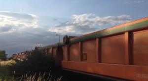 Trzeci miesiąc spadku przewozów cargo kolejowego