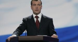 Premier Rosji ogłosił sankcje wobec Zachodu