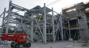 Promostal montuje spalarnię w Białymstoku