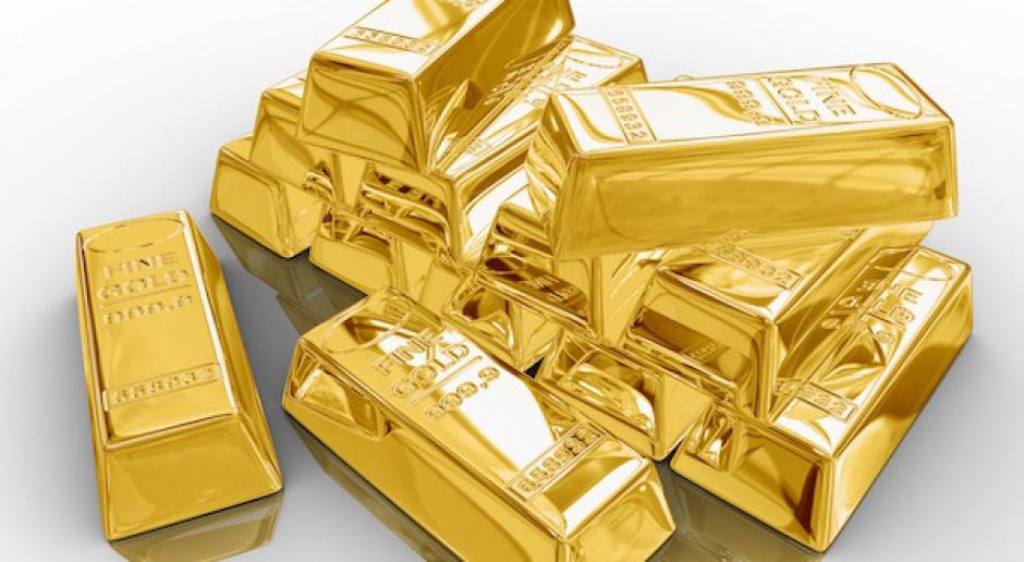 Złoto traci wartość, spada popyt