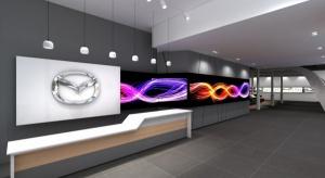 Mazda otwiera centrum europejskich wydarzeń w Barcelonie