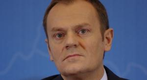 Tusk faworytem do objęcia fotela szefa Rady Europejskiej