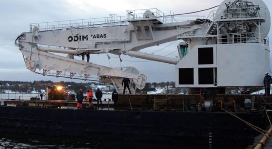 Zamet Industry. Offshore ciągnie w górę