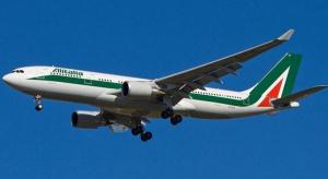 Alitalia czeka na zakup kontrolnego pakietu przez Etihad Airways