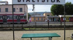 Białystok czasowo bez pociągów do Warszawy. Sprawa w Sejmie
