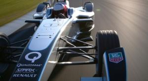 Michelin dostarczył opony do bolidów Formuły E