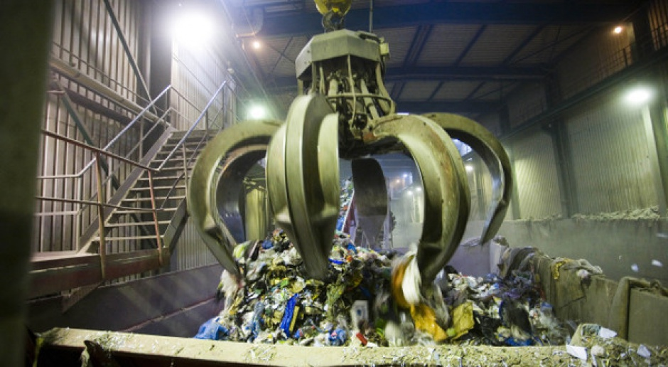Kapitał z termicznego przetwarzania odpadów