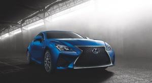 Nowe sportowe coupe Lexusa