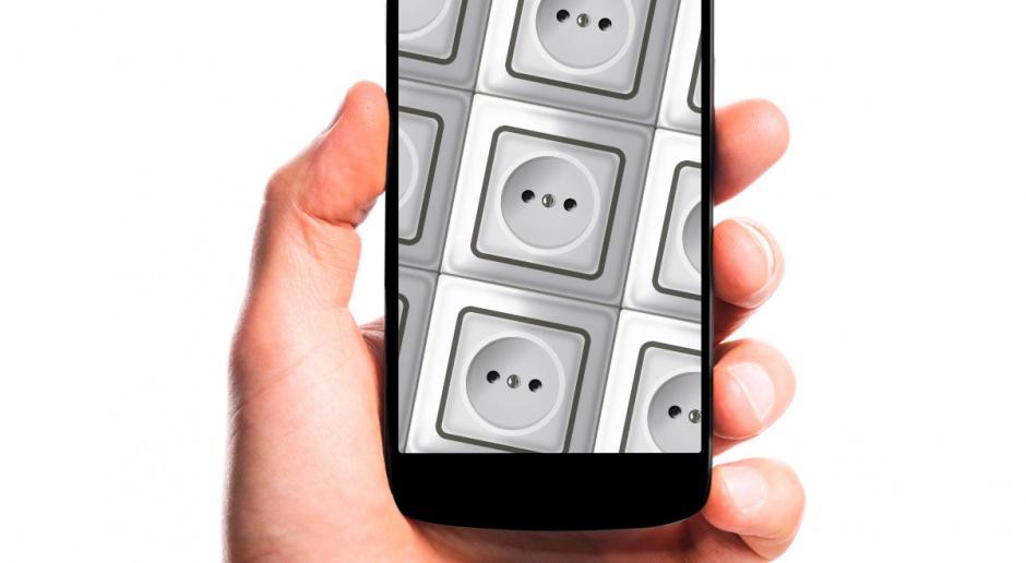 Telefon z prądem
