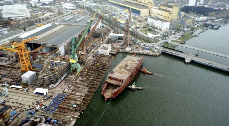 W Remontowej Shipbuilding zwodowano statek do żeglugi arktycznej
