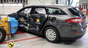 """Tuzin nowych modeli pod """"ścianą"""" Euro NCAP"""