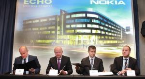 Nokia rośnie we Wrocławiu. Umowa parafowana