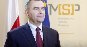 Minister skarbu: konsolidacja chemii stworzyła fundament do rozwoju