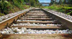 Linia kolejowa w rejonie zbiornika Świnna Poręba oddania do użytku