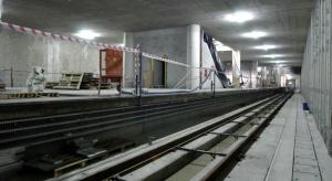 Prezes metra: trwają odbiory na II linii