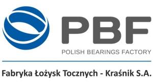 Nowe logo Fabryki Łożysk Tocznych - Kraśnik