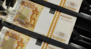 Rubel nadal silnie traci na wartości