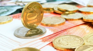 Rosja. Rubel odrabia straty z początku tygodnia