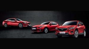 Mazda pnie się w rankingu popularności