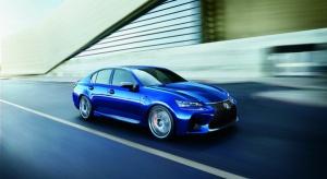 Pierwsze spojrzenie na nowego Lexusa z wyczynowej linii F