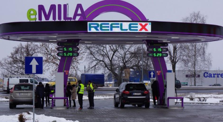 BM Reflex przejął 28. stację od Shell Polska