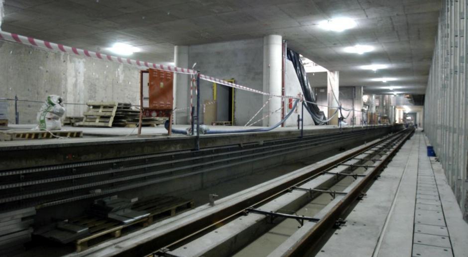 Nadzór budowlany skontrolował stację II linii metra