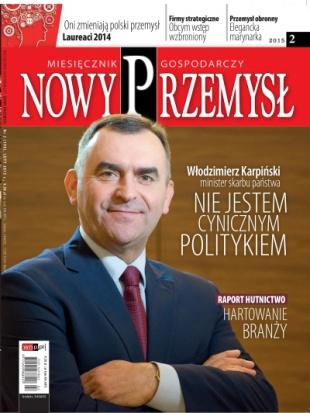 Nowy Przemysł 02/2015