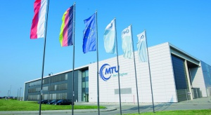 250 osób znajdzie pracę w rozbudowanym zakładzie MTU