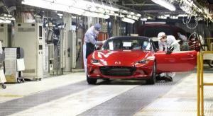 Mazda ruszyła z produkcją nowego MX-5