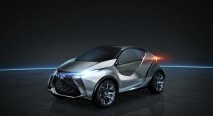 Nowa koncepcja Lexusa