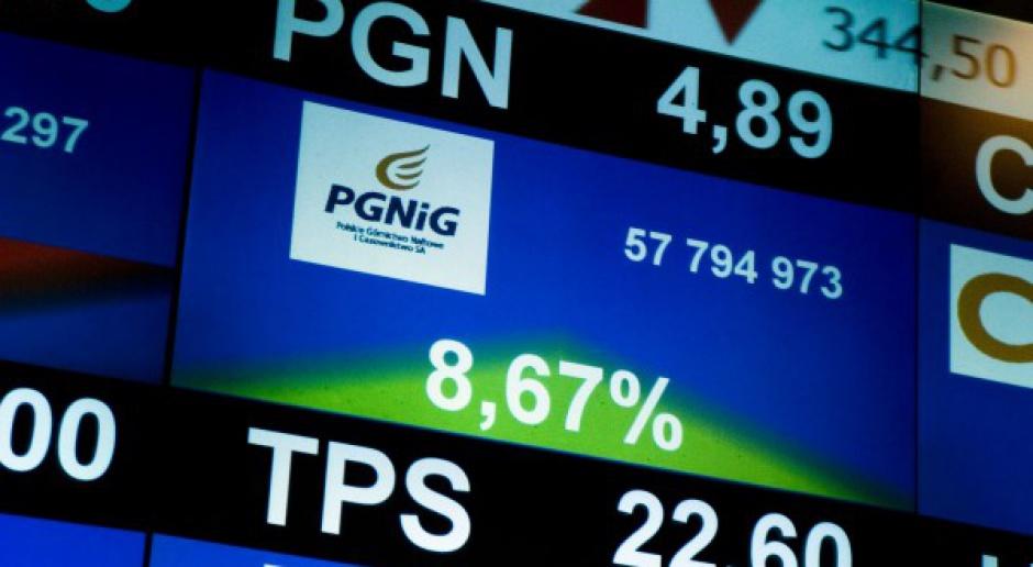 Niemal miliard złotych dla akcjonariuszy PGNiG