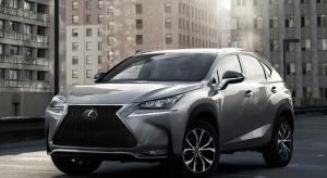 Lexus wprowadził nowego NX200