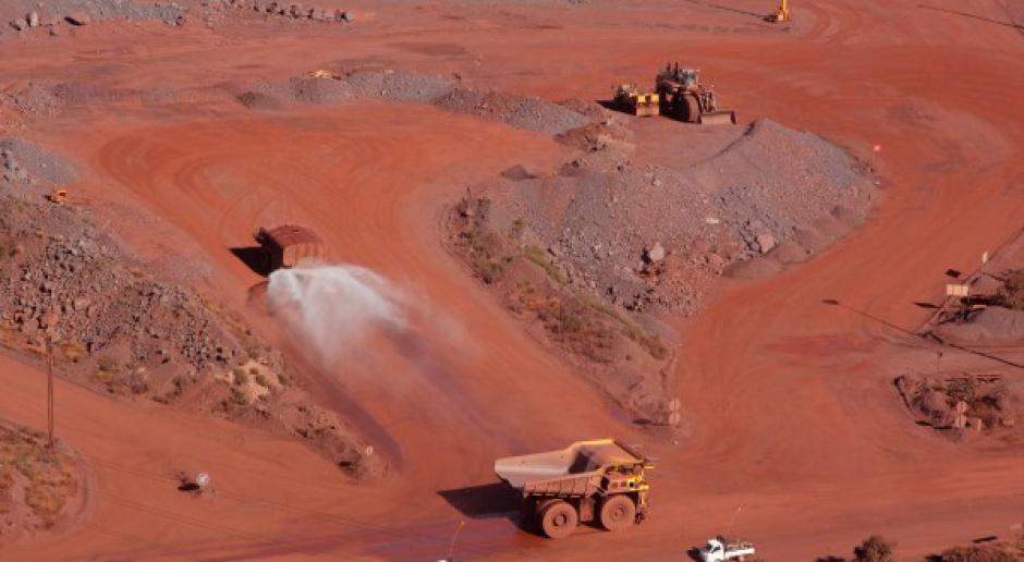 Prognozy cen rudy żelaza znowu spadają