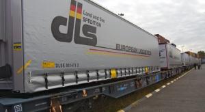 Grupa PKP Cargo transportuje towary z Chin do Niemiec
